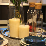 Ivory Tears Flameless Battery LED Candle for Church and Decoration
