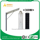 30W All-in-One LED Solar Street Light with Best Price