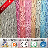 Pattern Embossed PVC Leather Material for Luggage Handbag Synthetic Leather Fabric Artificial Leather for Bags for Sofa