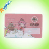 Full Color Offset Printing Plastic Discount Card for Promotion