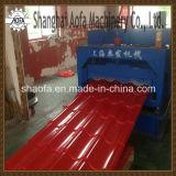Most Popular Steel Design Step Tile Metal Roll Forming Machine