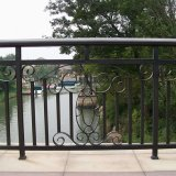 Garden Fence Iron Crafts Steel Palisade Wrought Iron Art Design