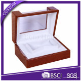 Display Window Wooden Watch Case/Lacquered Watch Winder