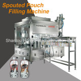 200ml Rotary Type Filling and Capping Machine for Soy Milk