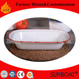 Enamel Pie Dish Tableware Kitchenware
