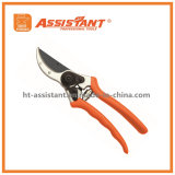 Garden Tools Bypass Pruning Shears with Drop Forged Aluminum Handles
