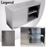 Restaurant Wall Mounted Stainless Steel Cupboard with Cheap Price