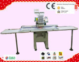 Single Head Embroidery Machine for Cap/T Shirt/Flat Embroidery (WY1201CS)