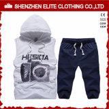 Wholesale Cheap Sleeveless Sweatshirts Men and Women (ELTHI-58)