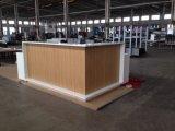 Hair Salon White Reception Desk Cashier Desk