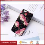 Glow in The Dark Floral Pattern Soft TPU Back Cover