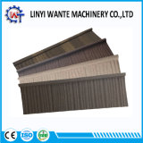 Wood Model Weather Resistance Stone Coated Metal Roof Tile