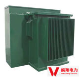 American-Type Combined Transformer/10kv Prefabricated Substation