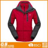 Men′s 3 in 1 Fashion Winter Warm Jacket