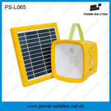 1W LED Solar Camping Light with Radio