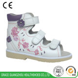 New Style Children Health Orthopedic Shoes for Prevention Flat Foot