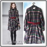 European Design Ladies Fashion Winter Dress Style Jacket