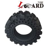 China Skid Steer Loader Skid Steer Tires with Rim, Bobcat Tire Solid Tires10-16.5 12-16.5