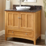 Antique Bamboo Bathroom Cabinet with New Design