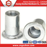 A2 A4 Stainless Steel Flat Head Rivets Nut