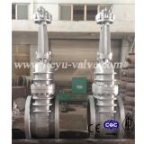 150lb 6inch API600 Flange Gate Valve Supplier