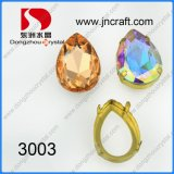 Wholesale Rhinestone Jewelry Beads for Silver Jewelry Charms