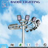 Auto Lift System 30m High Mast Light Pole
