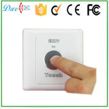12V Plastic IR Touch Exit Button Switch Support No Nc COM Dw-B08 for Access Control System