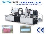 Full Automatic Paper Box Making Machine (ZK-660A)