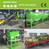 Advanced tech plastic PVB film recycling plant