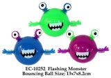 Flashing Monster Bouncing Ball Noverlty Toy
