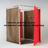 Stainless Steel Fitting Room, Fitting Room (GDS-014)