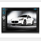 6.2 Inch 2 DIN Car Radio GPS DVD Player