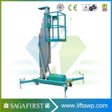 High Quality Aluminum Aerial Working Man Lift Platform Price Low