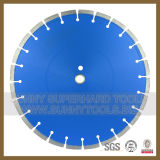 Core Competence Laser Welded Small Diamond Saw Blade (S-DS-1027)