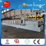 High Frequency CZ Channel Purlin Machine