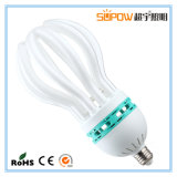 100W 105W Lotus Energy Saving Lamp CFL Light