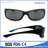 Unisex Mirror Plastic Polarized Frogskins Fashion Sun Glasses for Sports