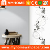 Self-Adhesive Golden & Silver Foil Sticker PVC Wallcovering