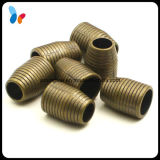 Special Design Antique Bronze Cord End for Decoration