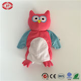Owl Night Bird Embroidered Cute Toy Baby Hand Puppet