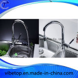 China Manufacturer Stainless Steel Rotating Kitchen Faucet