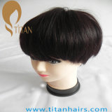 Fashion Remy Human Hair Wig with Full Lace Base