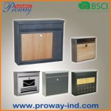 New Design Wall Mounted Wooden Mailbox