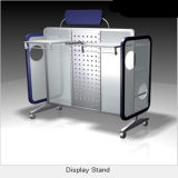 Garment Display Rack/ Clothing Floor Display Stand