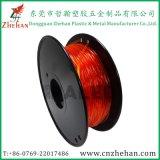 Black Spool Filament 3D Printing Consumables 3.0mm 1.75mm ABS PLA Filament Refills for 3D Printer