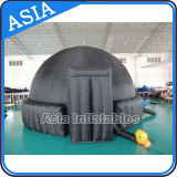 Standard Air Lock Door Portable Planetarium Inflatable Dome