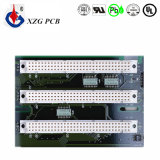 Multilayer PCB Board with Double Colour Oil and PCBA Manufacturer