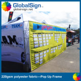 Durable Quality Polyester Banners with Custom Design
