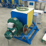 Dlz-25 Melting Furnace Used for Scrap Iron/ Aluminum/ Coppper/ Steel